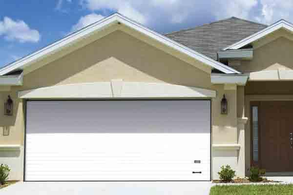 ворота гаражные RSD02